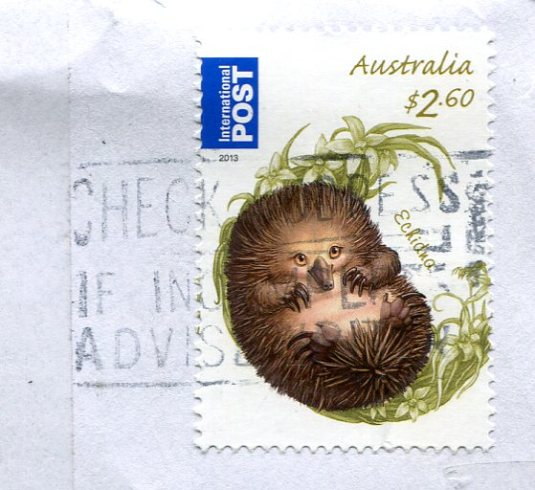 Australia - Singer Sewing Machine stamps