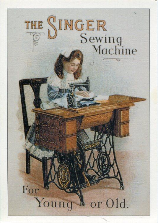 Australia - Singer Sewing Machine