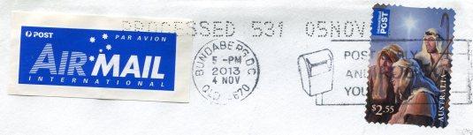 Australia - Wandsworth Quilt stamps