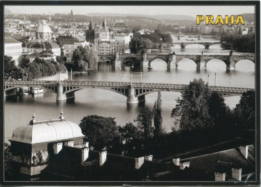 Czech Republic - Bridges of Prague