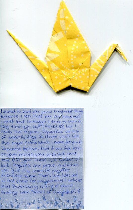Czech Republic - Castle Veveri origami