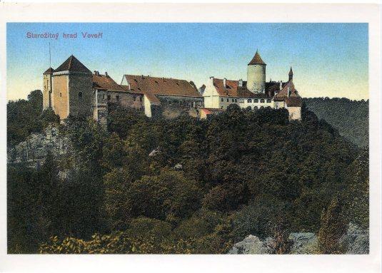 Czech Republic - Castle Veveri