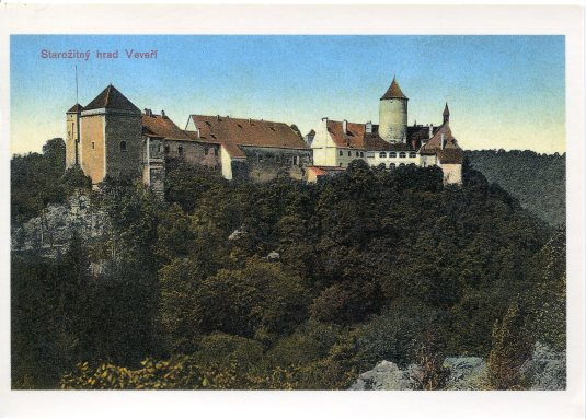 Czech Republic - Castle Veveri