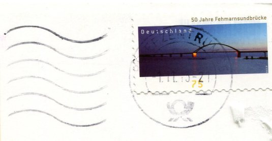 Germany - Red Squirrel stamps