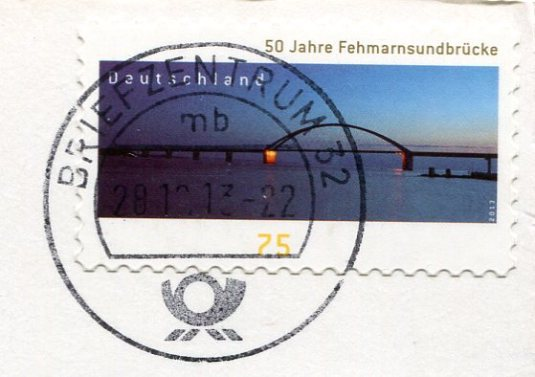 Germany - Sheep stamps