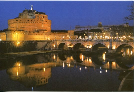 Italy -Castle Sant' Angelo