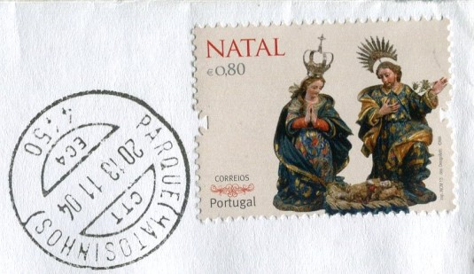 Portugal - Tile stamps