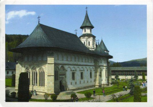 Romania - Putna Monastery