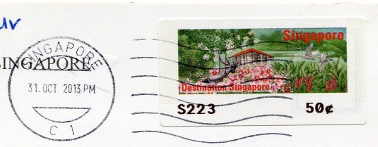 Singapore - Food stamps