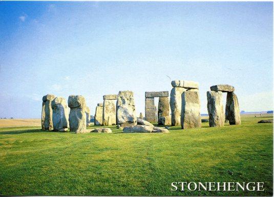 UK - Stonehenge