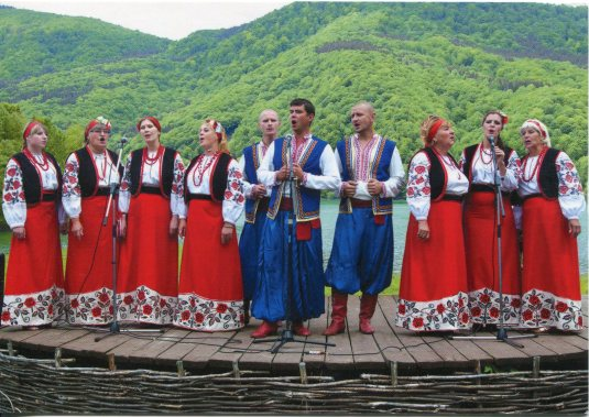 Ukraine - Folk Choir