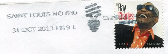 USA - Missouri - Map stamps