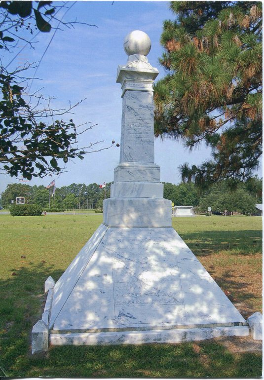 USA - North Carolina - Bentonville Battlefield Memorial