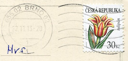 Czech Republic - Painting stamps