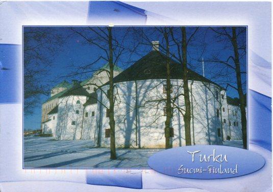 Finland -Turku Castle