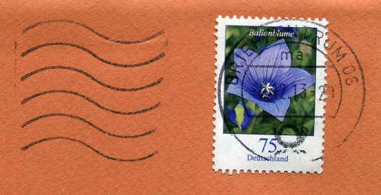 Germany -Art Card stamps