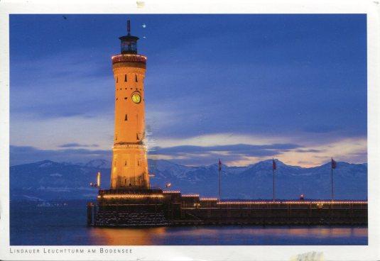 Germany - Lindau Lighthouse