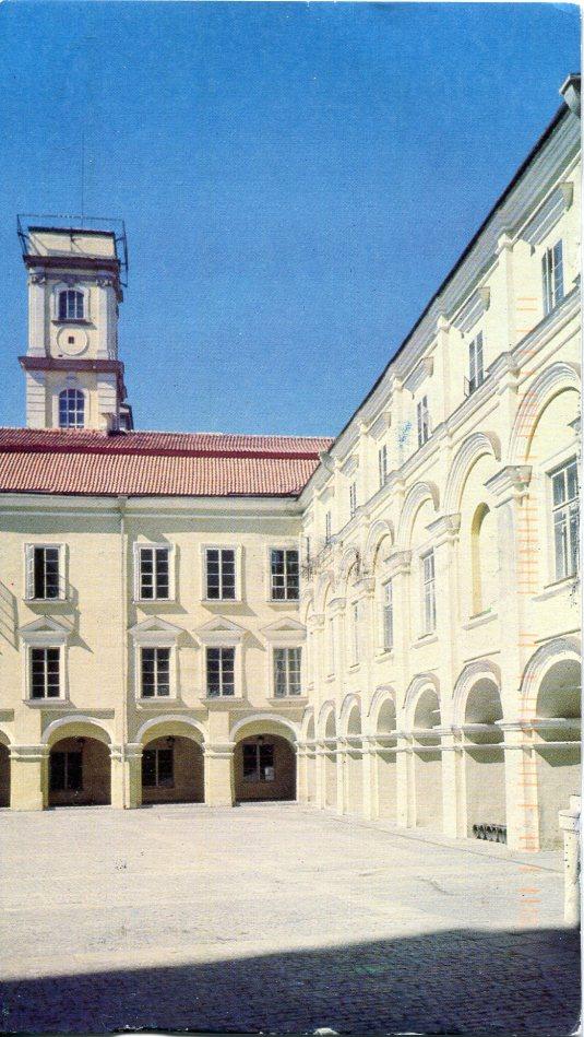 Lithuania - Vilnius University
