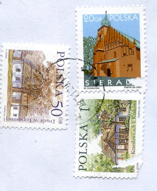 Poland - Christmas stamps 2