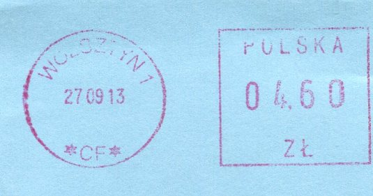 Poland - Steam Train Wolsztyn stamps