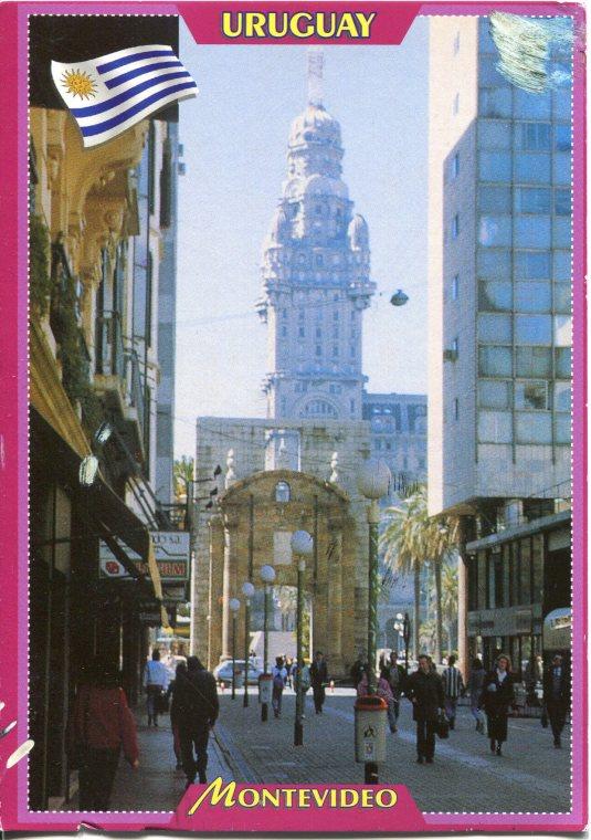 Uruguay - Salvo Palace
