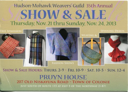 USA - New York - Hudson Mohawk Weavers Sale