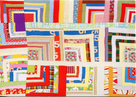 USA - Z - Gee's Bend Pettway Quilt