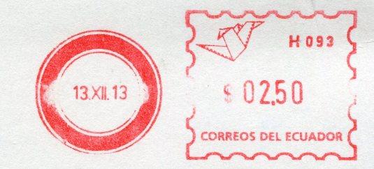 Ecuador - Galapagos multi stamps