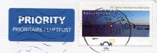 Germany - Helios Lighthouse stamps