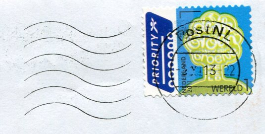 Netherlands - Flock of Sheep stamps