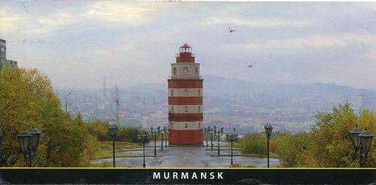 Russia - Murmansk Memorial LH
