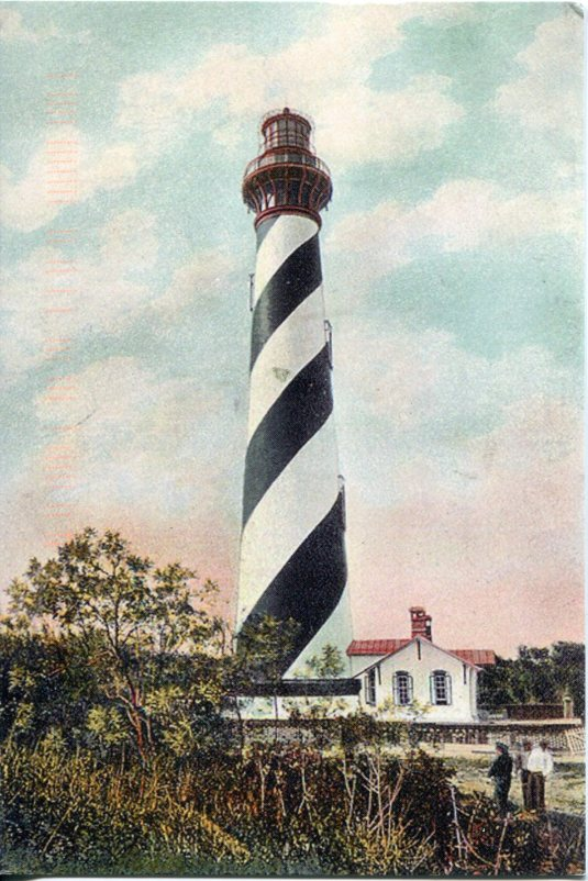 USA - Florida - Anastasia Island Lighthouse