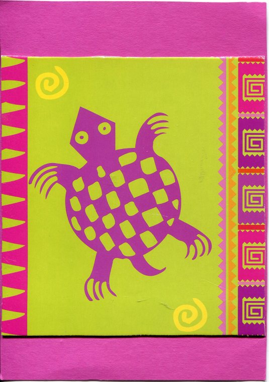 Germany - handmade card