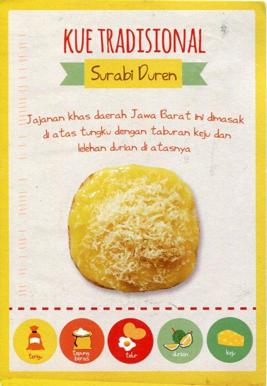 Indonesia - Ad - Surabi Duren Restaurant