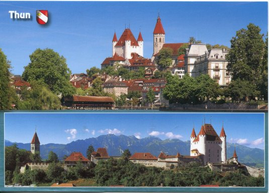Switzerland - Thun