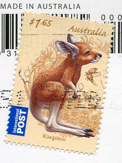 Australia - Emus stamps