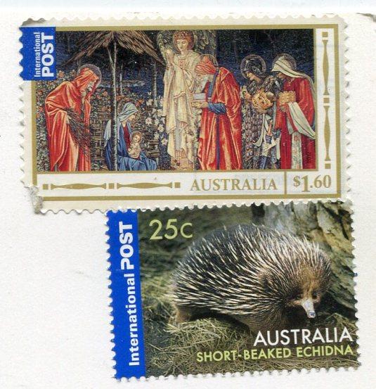 Australia - Freemantle Prison stamps