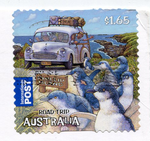 Australia - Symbols stamps