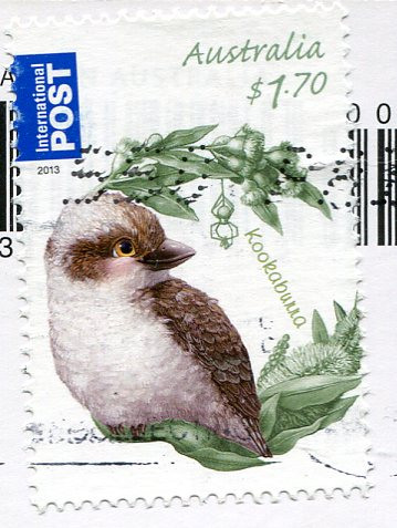 Australia - Wildflowers stamps