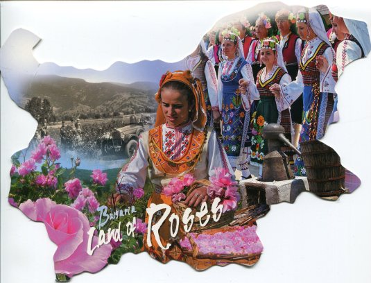 Bulgaria - Land of Roses