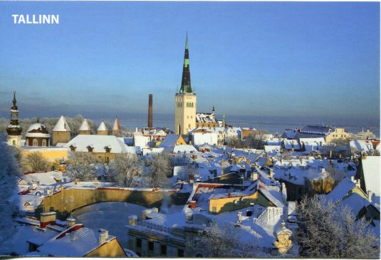 Estonia - Old Town