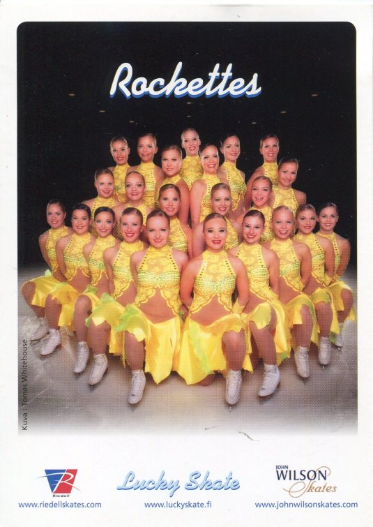Estonia - Skaters Rockettes