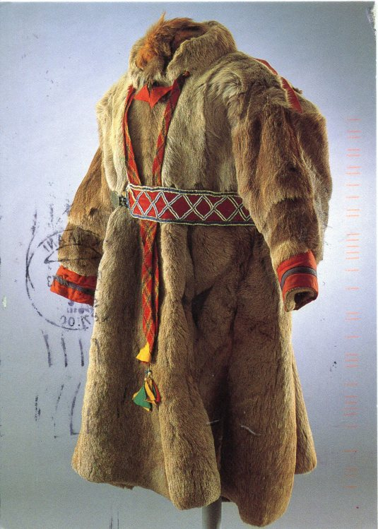 Finland - Skolt Sami Winter Coat