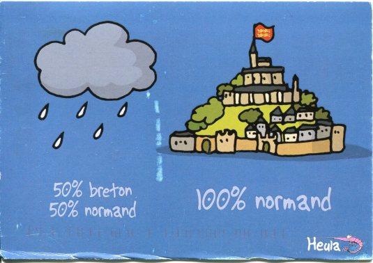 France - Mont San Michel