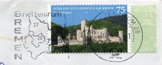 Germany - Bremen Townhall stamps