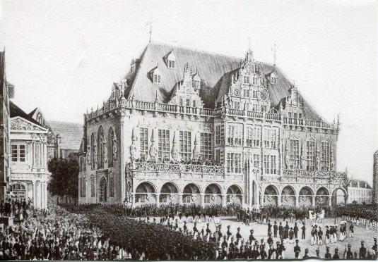 Germany - Bremen Townhall