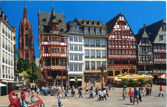 Germany - Frankfurt and Kaiserdom
