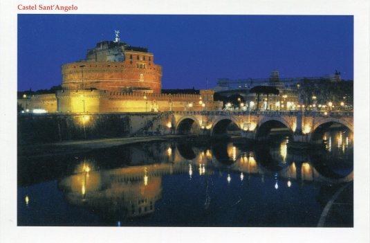 Italy - Sant' Angelo Bridge