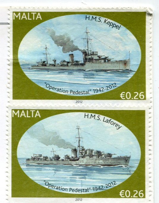 Malta - Gozo stamps