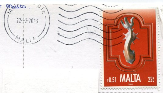 Malta - Pretty Bay stamps